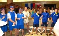 Международный чемпионат по парению 2011г финал