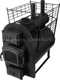 печь банная парАвоз 130М530СЧ1, купить печь для Русской бани.преимущества банной печи парАвоз