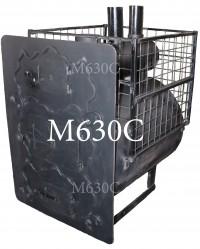 ПарАвоз M630C, печь для коммерческой бани, какую печь поставить в общак, Лучшая банная печь для коммерции