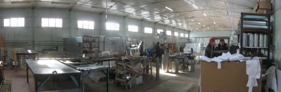 Подразделение по производству Банных дымоходов