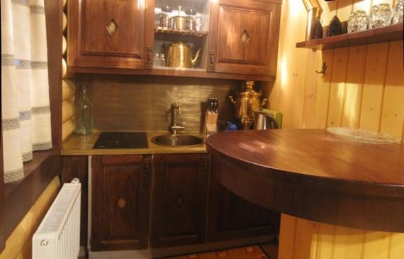 Кухня в Бане, Артель Банная