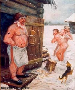 контрастные процедуры в бане