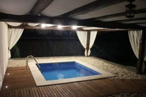 Банный двор, банный клуб Остров