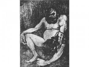 Петр 1 в бане
