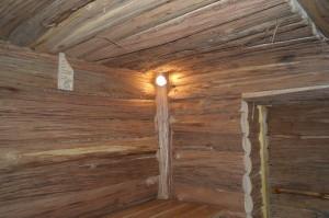 Русская баня Умань (Парная комната)