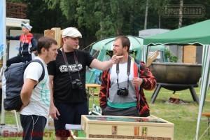 Банный Фестиваль 2014, г Ногинск. Артель Банная – ДЕНЬ ПЕРВЫЙ